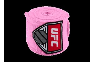 (Бинт UFC розовый)