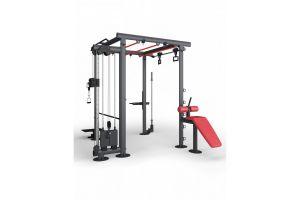 Комплекс для функциональных тренировок Gym80 Iron Qube M 4445