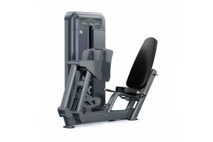 Pulse Fitness 575H Recumbent Leg Press Seated Calf