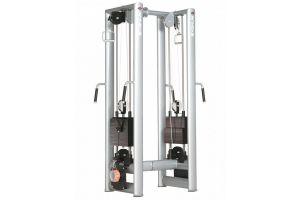 Двойная тяговая колонна Gym80 Sygnum Standards 4033
