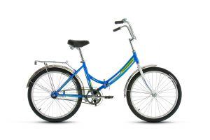 Велосипед Forward Valencia 1.0 (2017)