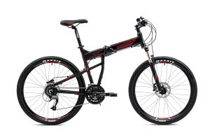Велосипед Cronus Soldier 2.0 27.5 (2017)