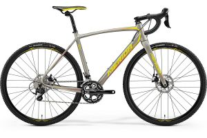 Велосипед Merida Cyclo Сross 400 (2018)