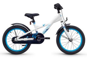 Велосипед Scool XXlite 16 Steel (2018)