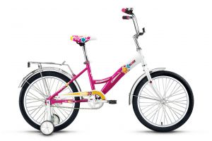 Велосипед Forward Altair City Girl 20 (2017)