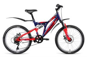 Велосипед Forward Altair MTB FS 20 Disc (2019)