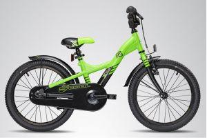 Велосипед Scool XXlite 18 1sp (2015)