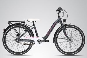 Велосипед Scool chiX Comp 24 21sp (2015)