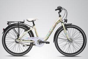 Велосипед Scool chiX Comp 24 3sp (2015)
