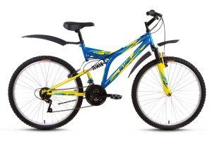 Велосипед Forward Altair MTB FS 26 (2017)