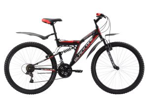 Велосипед Black One Phantom FS 26 (2017)