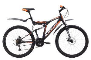 Велосипед Black One Descender FS 26 D Alloy (2017)