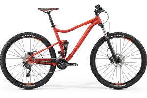 Велосипед Merida One-Twenty 9.600 (2017)