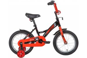 Велосипед Novatrack Strike 14 (2020)