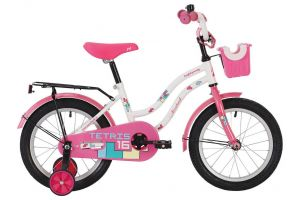 Велосипед Novatrack Tetris 14 (2020)