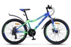 Подростковый велосипед  Stels Navigator 450 MD 24 V030 (2020)