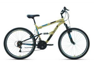 Велосипед Altair MTB FS 26 1.0 (2020)