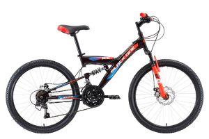 Велосипед Black One Ice FS 24 D (2018)