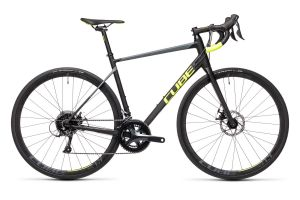 Велосипед Cube Attain Pro (2021)